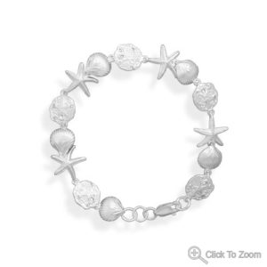 7.25″ Small Sea Shore Bracelet